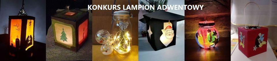 Lampion adwentowy